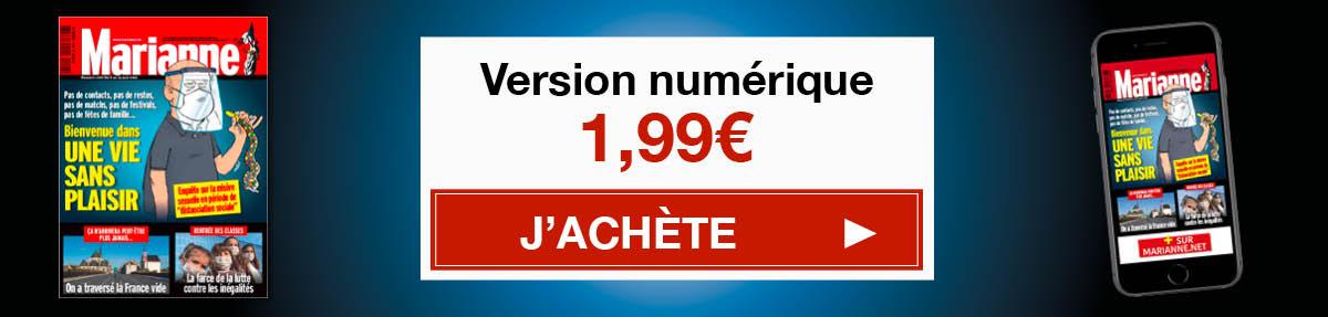 Offre spéciale : 1,99€ le numéro en format numérique